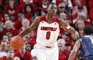 Terry Rozier of Louisville/Getty Images