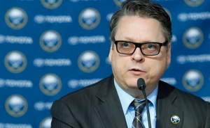 Sabres GM Tim Murray (Photo Credit: Sabres.com)