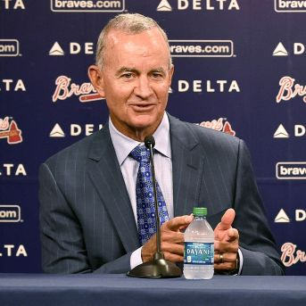 After a disasterous 2014 season, Braves GM John Hart is attempting to rebuild
