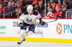 The Sabres will miss D Nikita Zadorov (Jim McIssac/Getty Images)