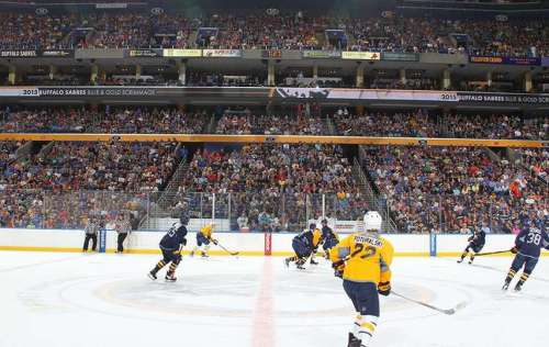 (Photo Credit: Bill Wippert/Sabres.com)