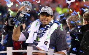 Russell WIlson Super Bowl XLVIII Champion (Photo Credit: USATSI)