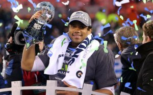 Russell WIlson Super Bowl XLVIII Champion (Photo Credit: USATSI)