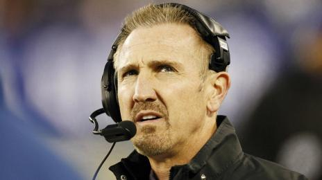 Defensive Coordinator Steve Spagnuolo has returned to where he belongs, the Giants sideline. (Sportingnews.com)