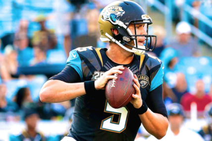 After an underwhelming rookie season, Blake Bortles will need to grow in his second year (Getty Images)