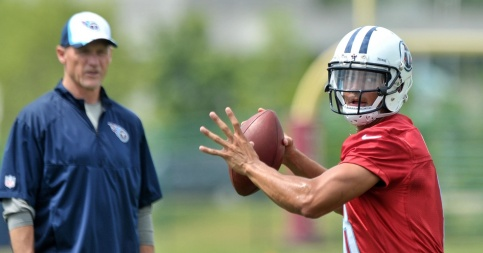 Is Marcus Mariota a franchise QB or just a product of Oregon's system? (Getty Images)