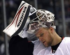 Lehner will have to prove that he is up to the challenge of being a starter (Adam Hunger/Reuters)