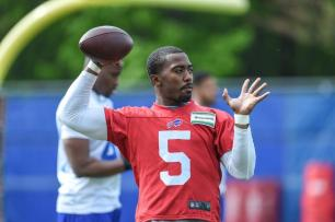Tyrod Taylor is an unknown