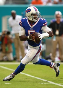 Tyrod Taylor had a masterful performance on Sunday (Getty Images)