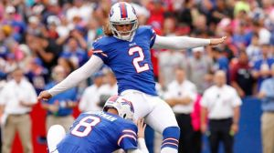 A few missed field goals during preseason has Bills fans worried if Dan Carpenter might be slipping (RantSports.com)