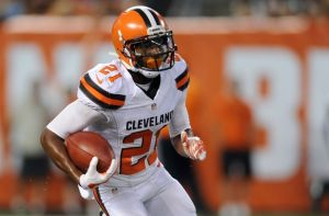 Justin Gilbert is not going anywhere. Last years first of two first round picks will be on the final 53. (Photo: Ken Blaze-USA TODAY Sports)