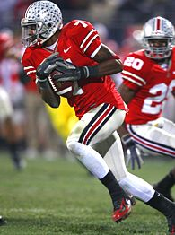 Ted Ginn, Jr. at Ohio State (via ESPN)