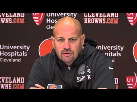 Mike Pettine delivers the same, tired message to Browns fans who have heard it so many times before.