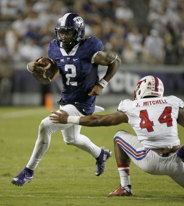 Boykin remains one of the most dynamic players in college fooball