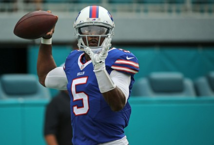 Tyrod Taylor continues to play like one of the league's best quarterbacks through 3 games.