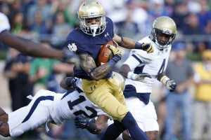 Stud wideout Will Fuller has meshed well with backup QB DeShone Kizer (Getty Images)