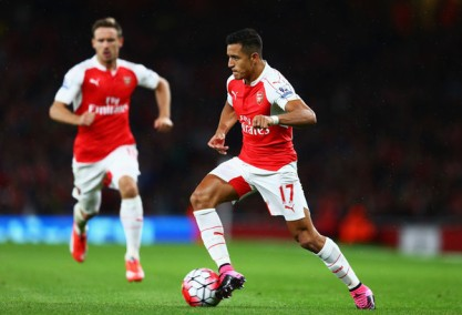 As Alexis Sanchez goes, so does Arsenal (Getty Images)