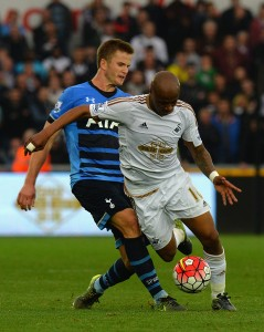 Andre Ayew was one of the best signings of the summer (Getty Images)