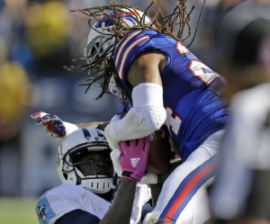 Stephon Gilmore was excellent on Sunday (Getty Images)