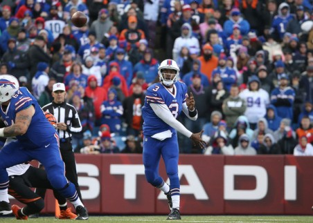 The Bills season may rest in the hands of EJ Manuel. (Getty Images)