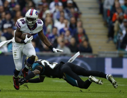 The Bills will look to avenge last year's tough loss to the Jaguars, a game the 2016 Bills cannot afford to lose. (Getty Images)