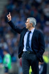 Getting only 8 points from their first 8 games has Jose Mourinho searching for answers (Getty Images)