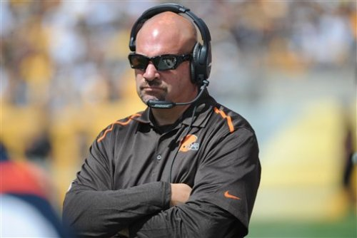 Mike Pettine (Ohio.com photo)