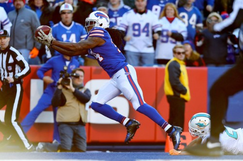 Watkins had maybe his most impressive performance to date (Getty Images)