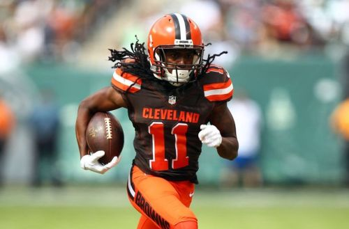 Travis Benjamin is having a great year for the Browns (AP)