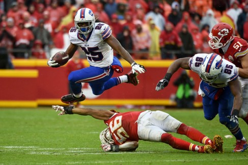 Can Shady McCoy carry the Bills offense against a good Texans defense? (Getty Images)