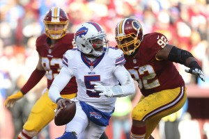 Tyrod's stats are good but can they translate into wins? (Getty Images)