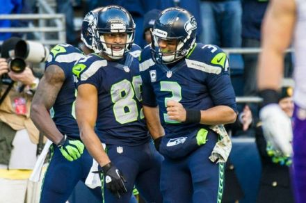 Wilson and Baldwin enter the playoffs on a tear. (Getty Images)