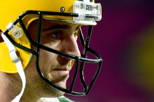 After getting out of the gates slowly, the Packers offense looks to get back on track. (Getty Images)