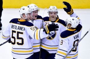 The young, talented trio of Ristolainen, Eichel and Reinhart have to be in Buffalo long term, whether Stamkos comes or not. (Getty Images)