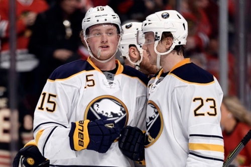 For the Sabres, it's all about the kids. (Getty Images)