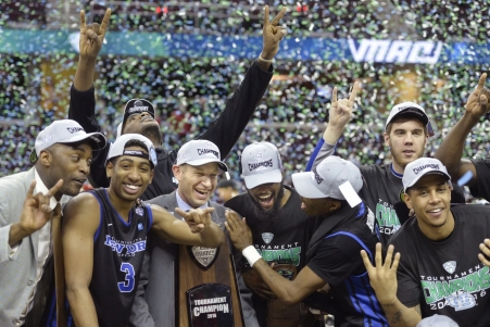 The University of Buffalo has a bad case of March Madness. (Getty Images)