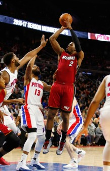 The addition of Joe Johnson has helped make the Heat a dangerous team. (Getty Images)