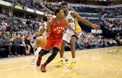 Kyle Lowry and Raptors have big plans for Summer '16. (Getty Images)