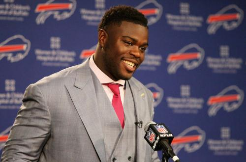 The selection of Shaq Lawson highlighted an important weekend for the Bills at the NFL Draft. (Getty Images)