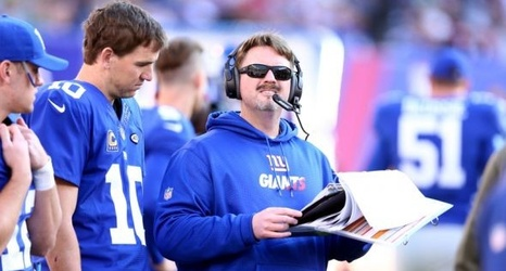 Giants Coach Ben McAdoo has been under the microscope. (Getty Images)