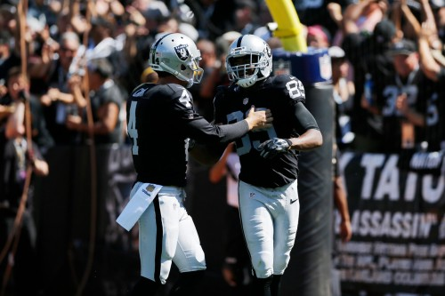 After showing promise in 2015, can Derek Carr and Amari Cooper finally lead the Raiders to the playoffs this season?
