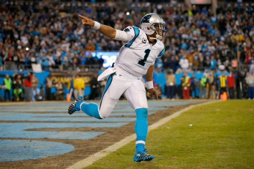 Cam Newton will look to repeat his dominance of the NFC South. (Getty Images)