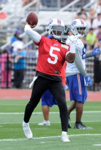 Is Tyrod Taylor the man to finally break The Streak?