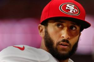 The return of Colin Kaepernick as a starter will provide a wrinkle to the 49ers offense. (Getty Images)