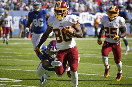 Jamison Crowder has been quietly productive all season. (Getty Images)