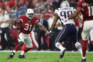 More David Johnson should equal more success for Arizona. (Getty Images)