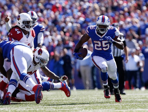 NFL: Arizona Cardinals at Buffalo Bills
