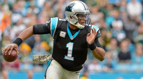The return of Cam Newton bodes well for a Panthers team desperate for a win. (Getty Images)