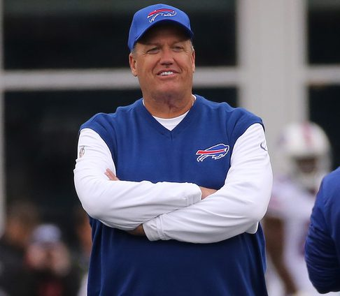 In consecutive weeks Rex Ryan has out coached Bruce Arians and Bill Belichick. (Getty Images)