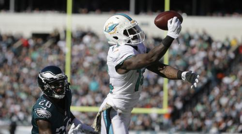 Jarvis Landry could be great value this week in your lineup. (Getty Images)